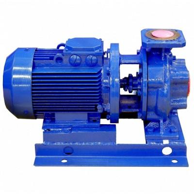 Консольно-моноблочный насос КМ-Е 80-50-200