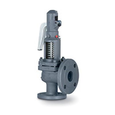 Предохранительный клапан со свободным выпуском SR4267