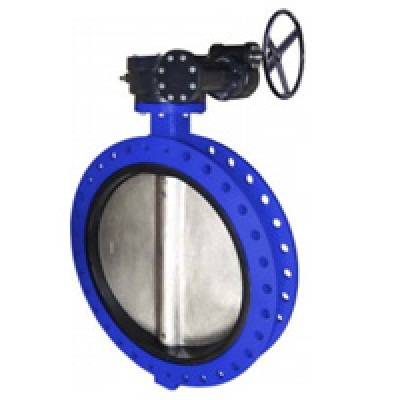 Межфланцевый дисковый поворотный затвор VPE4549-08
